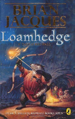 Loamhedge (Tale of Redwall),Brian Jacques- 9780670910687