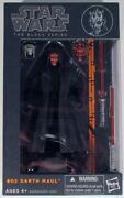Star Wars Action Figures Darth Maul