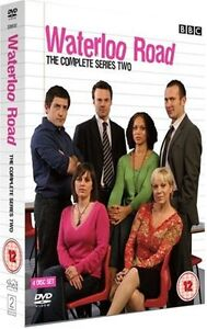 Waterloo Road - Complete Series 2 (4 DVD BOXSET) - BRAND NEW SEALED