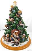 Boyds Bear Christmas Tree