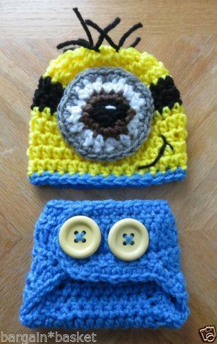 Minion Hat Ebay