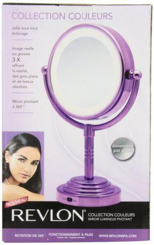 Revlon Lighted Mirror Ebay
