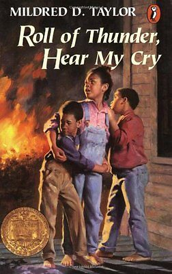 roll of thunder hear my cry by Roll of thunder, hear my cry is a 1976 children's novel written by mildred d taylor it tells the story of a land-owning african american family living in a rural area of mississippi during the 1930s, and how they subsequently cope with mounting white oppression and racism in order to keep their land.