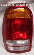 Ford Festiva Tail Light