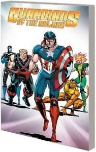 West, Kevin-Guardians Of The Galaxy Classic: In The Year 3000 Vol. 1  BOOK NEW