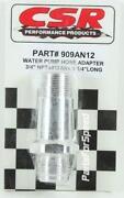 Water Pump Adapter