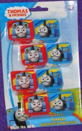 Thomas The Train Cake Decorations