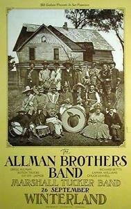 Allman Brothers Band Ebay