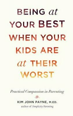 Being at Your Best When Your Kids Are at Their Worst: Practical Compassion (Being At Your Best)