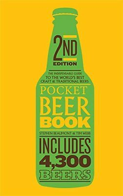 Pocket Beer Book, 2nd edition: The indispensable guide to the world's best