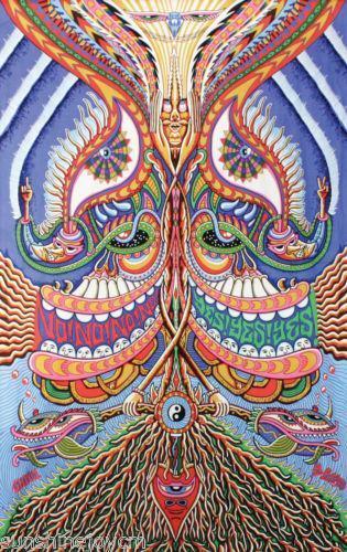 Psychedelic Tapestry Ebay
