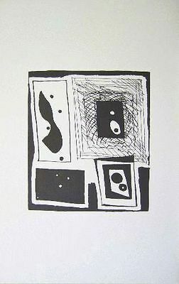 Pablo Picasso Original Woodblock Engraving Composition Still Life Proof 1940's  for sale  Victoria