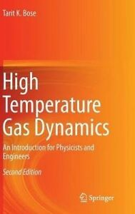 USED (GD) High Temperature Gas Dynamics: An Introduction for Physicists and Engi