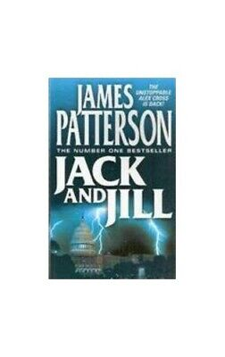 James Patterson Jack And Jill by Unknown Book The Cheap Fast Free Post