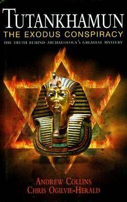 "Tutankhamun Papyri Account ""Exodus Conspiracy"" Ancient Israel Canaan Palestine"