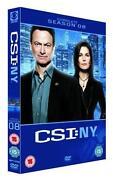 CSI New York Season 8
