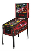50th ANNIVERSARY FORD MUSTANG PINBALL BY STERN