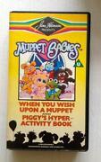 Muppet VHS