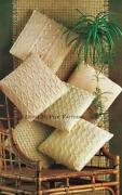 Aran Cushion Covers