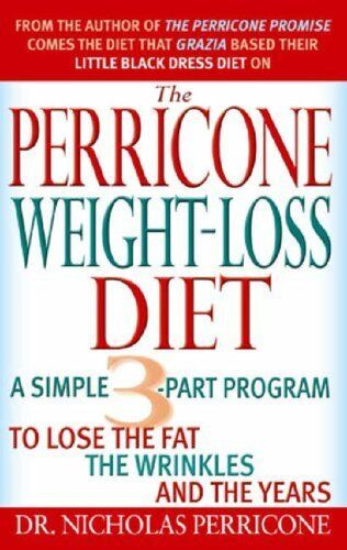 The Perricone Weight-Loss Diet,Nicholas Perricone- 9780751537970