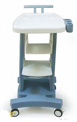 Mobile Trolley Cart For Ultrasound Imaging Scanner System. Wprinter Draw