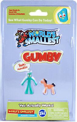 World's Smallest Gumby [New Toy] Toy, Choking Hazard