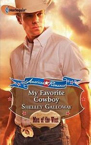 My-Favorite-Cowboy-1349-by-Shelley-Galloway-2011-Paperback-harlequin