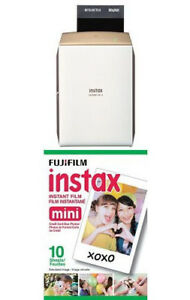 New Fujifilm Instax Mini Share Printer SP2 Gold in original pack