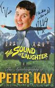 Peter Kay Signed