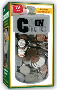 MONEY MACHINE COIN COUNTING DIGITAL BANK