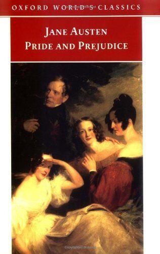 Pride and Prejudice (Oxford World's Classics),Jane Austen, James Kinsley, Clair
