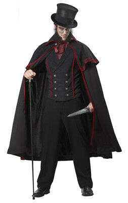 Jack The Ripper Mens Horror Adult Halloween Costume
