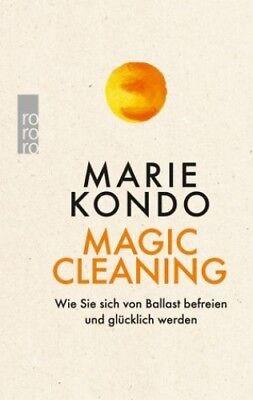 Magic Cleaning von Marie Kondo (Taschenbuch) NEU