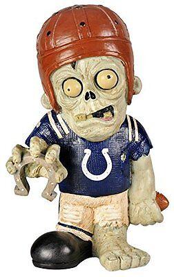 Colts Decorations (Indianapolis Colts Zombie - THEMATIC - Decorative Garden Gnome Statue)