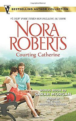 Courting Catherine: French Kiss (Bestselling Author Collection) by Nora (Best Selling French Authors)