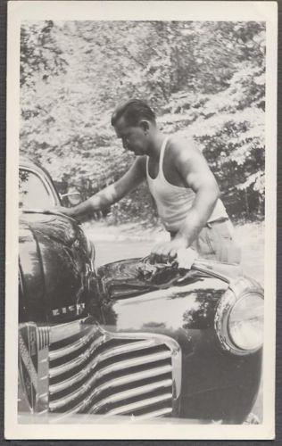 Vintage car wash simply excellent
