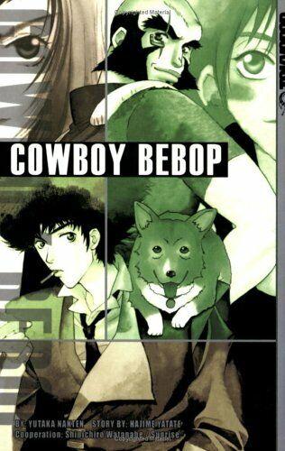 Cowboy Bebop Manga Volume 3