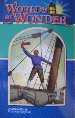B000K4Y7V4 Worlds of Wonder (A Beka Book - Reading Program) for sale  USA