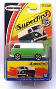 Matchbox VW Transporter