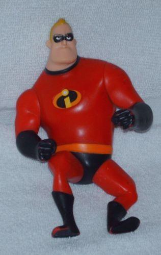The Incredibles Toys : The incredibles mcdonalds toys ebay