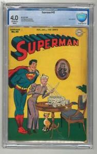 Superman comics Golden age Kingston Kingston Area image 8
