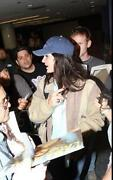 Lana Del Rey Signed