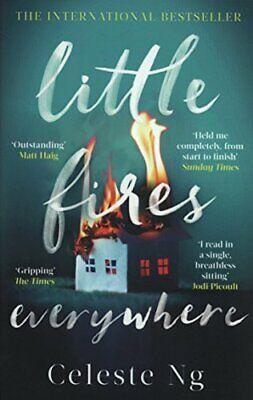 Little Fires Everywhere: The New York Times Top Ten Bestseller  .9780349142920