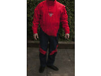 Crewsaver Drysuit - size medium; very little used; very good condition