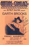 Garth Brooks Autograph
