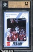 1989 North Carolina Michael Jordan