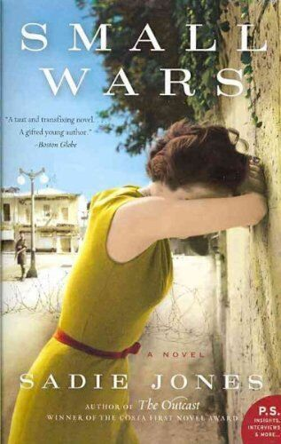 SMALL WARS By Jones, Sadie (Author) Paperback on 01-Jan-2011,Sadie Jones