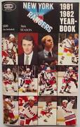 New York Rangers Yearbook