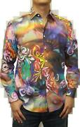 Psychedelic Shirt Men