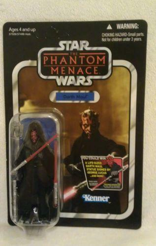 The Phantom Menace Toys : Star wars the phantom menace toys ebay